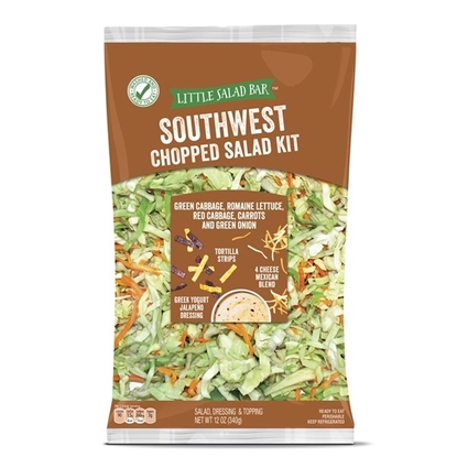 Picture of Little Salad Bar Southwest Chopped Salad Kit  12oz