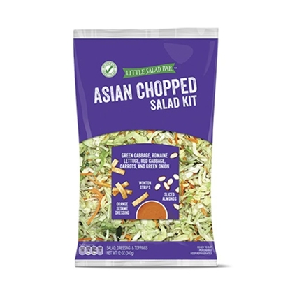 Picture of Little Salad Bar Asian Chopped Salad Kit 12oz