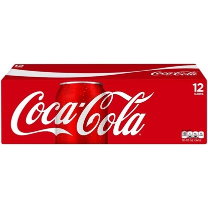 Picture of Coca-Cola Fridge Pack Cola