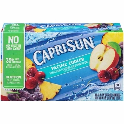 Picture of Caprisun Pacific Cooler Juice Drink