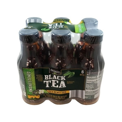 Picture of Benner Premium Unsweetened Iced Tea