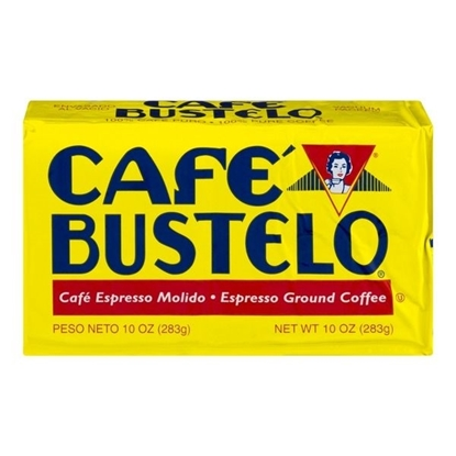 Picture of Cafe Bustelo Espresso Ground Coffee