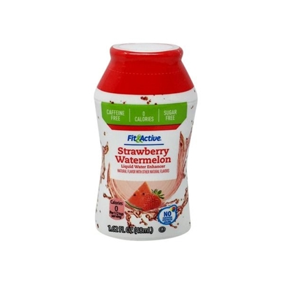 Picture of Fit & Active Strawberry Watermelon Liquid Water Enhancer