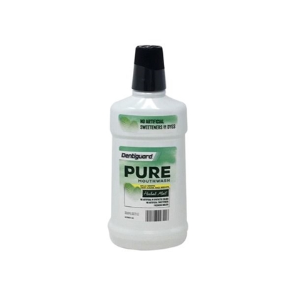 Picture of Dentiguard Clear Mint Mouthwash