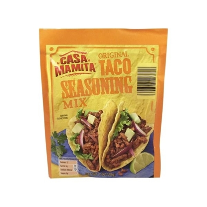 Picture of Casa Mamita Taco Mix
