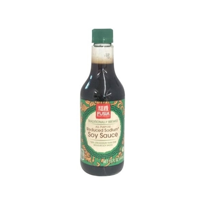 Picture of Fusia Reduced Sodium Soy Sauce