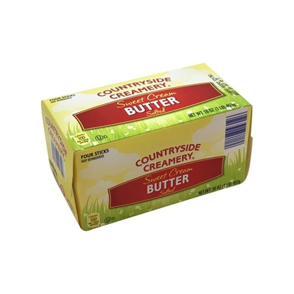 Picture of Countryside Creamery Butter Quarters