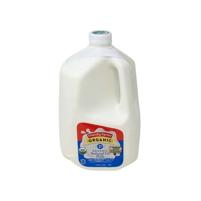 Picture of Friendly Farms Organic 2% Milk