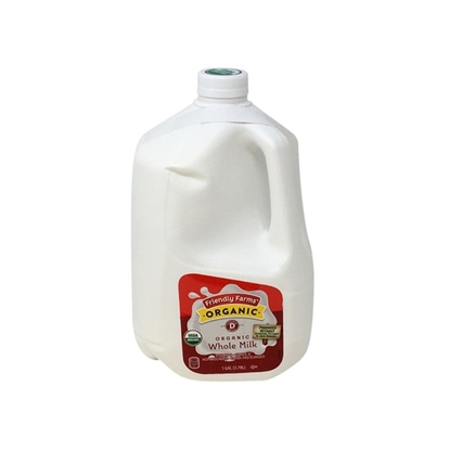 Picture of Friendly Farms Organic Whole Milk