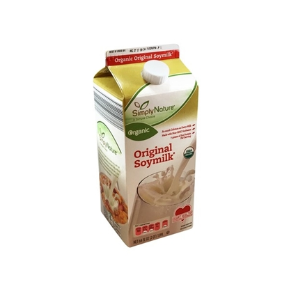 Picture of SimplyNature Original Organic Soymilk