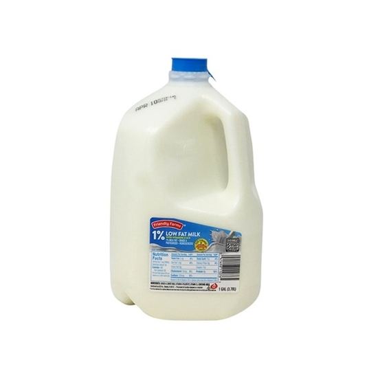 Picture of Friendly Farms 1% Milk