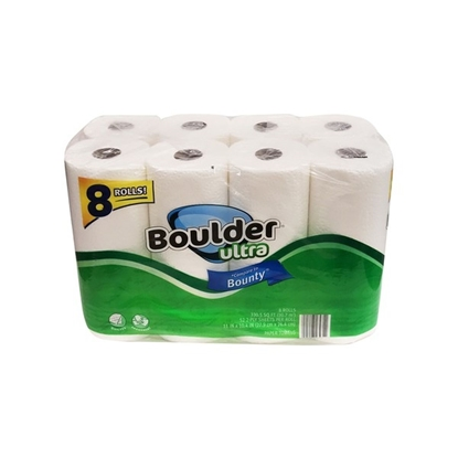 Picture of Boulder Ultra Paper Towel - 52 Full Sheets