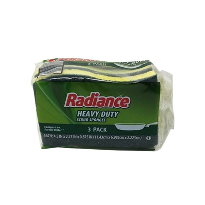 Picture of Radiance Heavy Duty Scrub Sponges