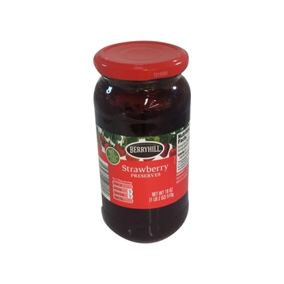 Picture of Berryhill Strawberry Preserves