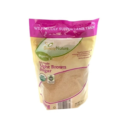 Picture of SimplyNature Organic Brown Sugar