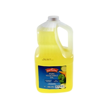 Picture of Carlini Gallon Vegetable Oil