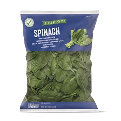Picture of Little Salad Bar Flat Leaf Spinach